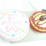 2 Birthday Cakes