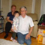 With G-pa & G-ma